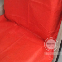 Anti Dirty Non-woven Disposable Automotive Front Repair Vehicle Seat Covers