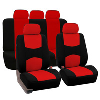 Classic Man Universal Car Seat Covers Interior Accessories Polyester Fabric Protector