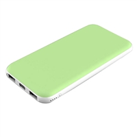 OEM/ODM AF-1010-QC IN 10000mAh Slim Fast Charging Power Bank Portable Mobile Battery Charger