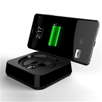 OEM/ODM AF-3001 Double Side External Battery 8000mAh Wireless Qi Portable Mobile Phone Charging