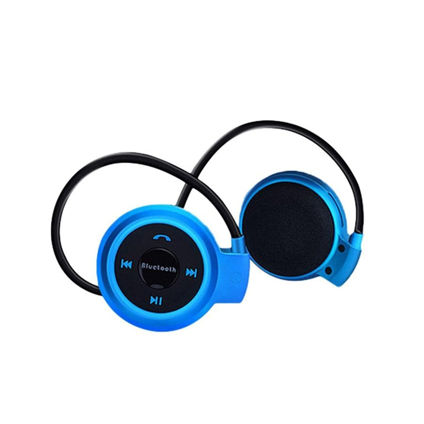 OEM/ODM AF-503 Mini TF FM Wireless Bluetooth 4.1 EDR Neckband Sports On Ear Earphone Microphone