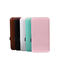 OEM/ODM AF-622A QC2.0 9000mAh External Battery Ultra-thin Fast Charger Skin Texture