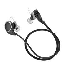 OEM/ODM AF-QY8 Cheap Stereo Wireless Bluetooth 4.1 EDR Neckband Sports In Ear Earphone Microphone