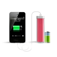 OEM/ODM AF-UL101 ABS UL Gift Power Bank 2200mAh Mini Charging Li-polymer Battery Charger