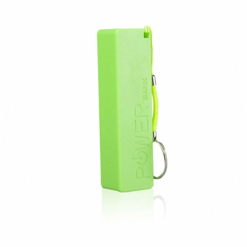 OEM/ODM AF-UL102 Top Keychain UL Gift Power Source 2600mAh Mini Charging Li-polymer Battery Charger